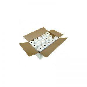 Rollos papel termico 80 mm sin bisfenol.
