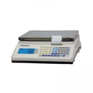 balanza marte con impresora