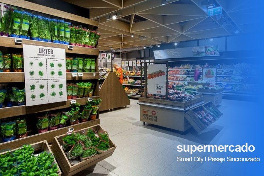 balanzas para tpv de supermercado
