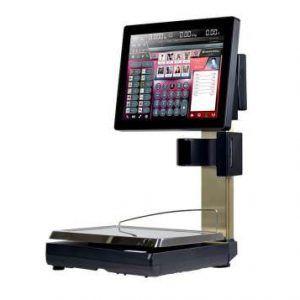 Táctil Impresora TouchScale 20I